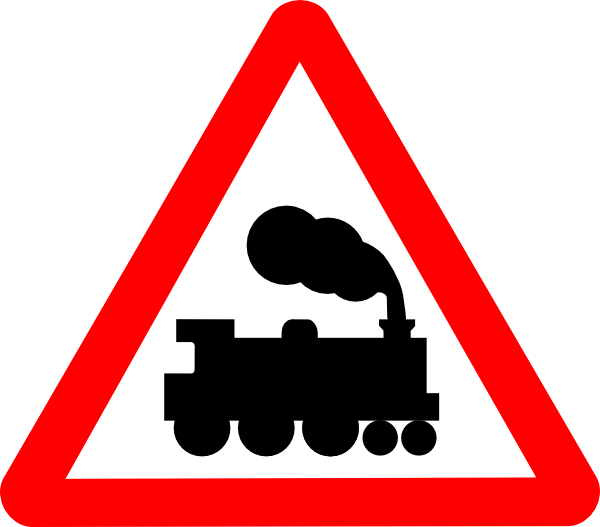 Railways clipart roadways #5