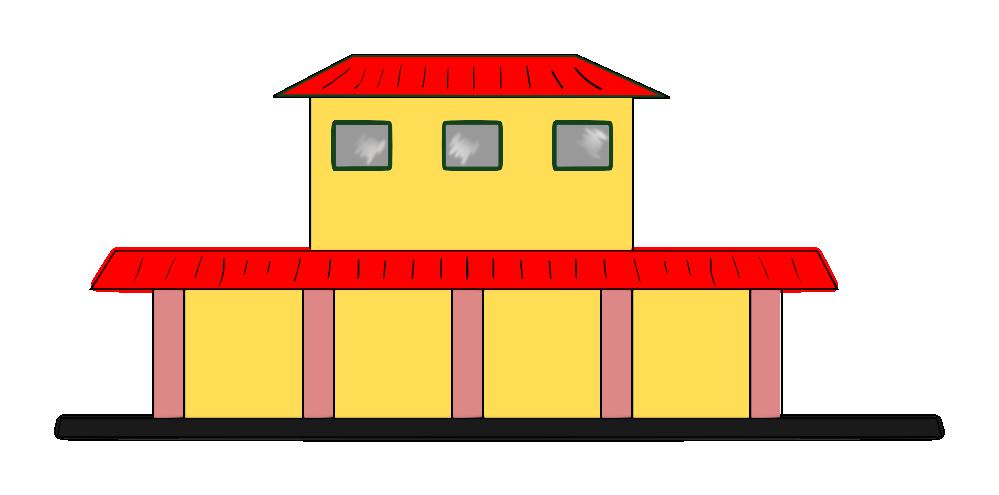 Train Station clipart animated  13 Art Art Use