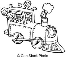 Ride clipart train ride From Royalty Illustrations Photos wave