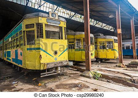 Tram clipart kolkata Trams Kolkata Old trams Heritage