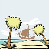 Tranquil clipart Royalty Rural Tranquil Clip landscape