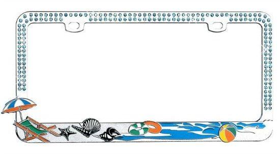 Tranquil clipart beach frame #6