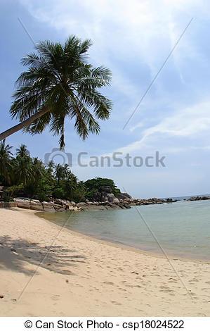Tranquil clipart beach shore #9