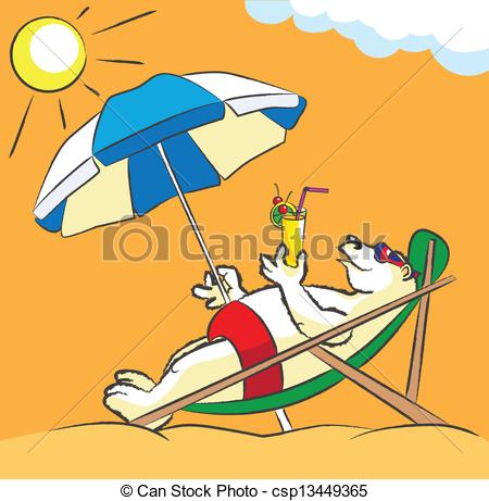 Tranquil clipart la playa #6