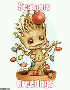 Tranquility clipart feliz Groot y Viernes y Estaciones