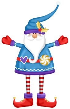 Tranquility clipart feliz SANTA on about images 420