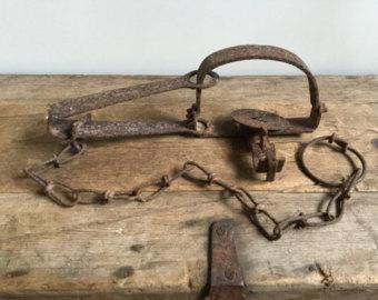 Trap clipart antique animal Co Trap Antique Victor Gopher