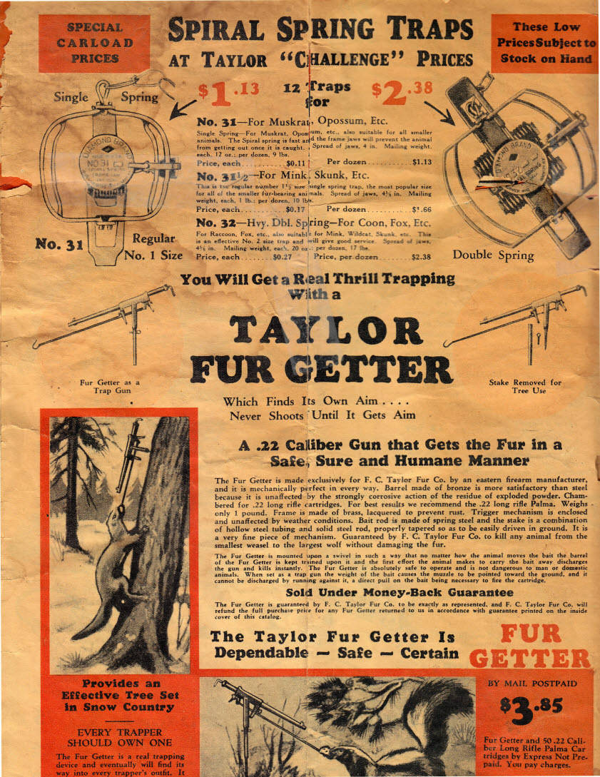 Trap clipart antique animal TRAPS VINTAGE TRAPS TRAPZ Vintage