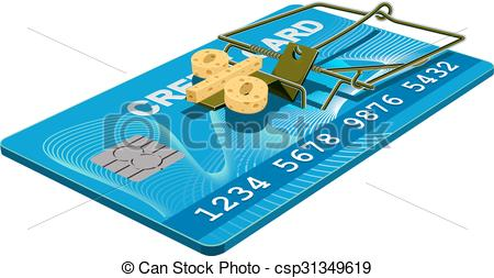 Trap clipart credit card Bank  in Credit trap