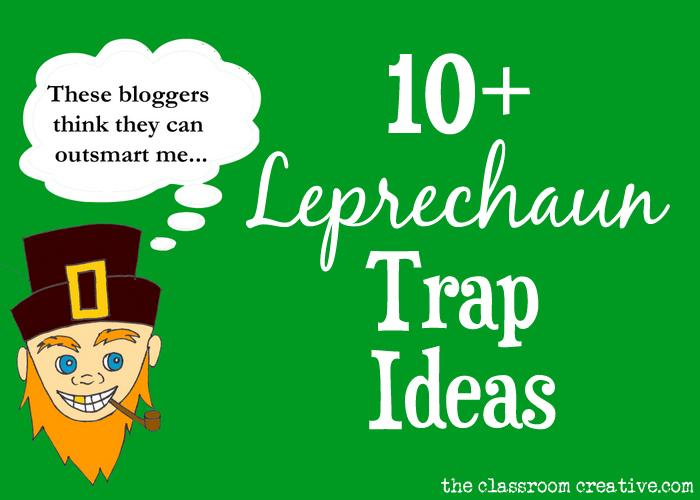 Trap clipart simple Ideas Leprechaun Trap  Craft