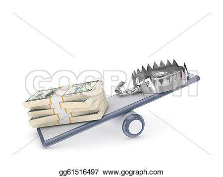 Trap clipart simple And gg61516497 white Art on