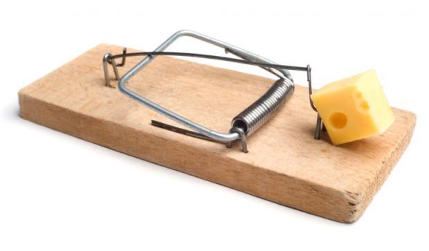 Mouse clipart mouse trap #5