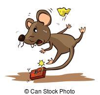 Trapped clipart mouse trap Trap Search Vector trap
