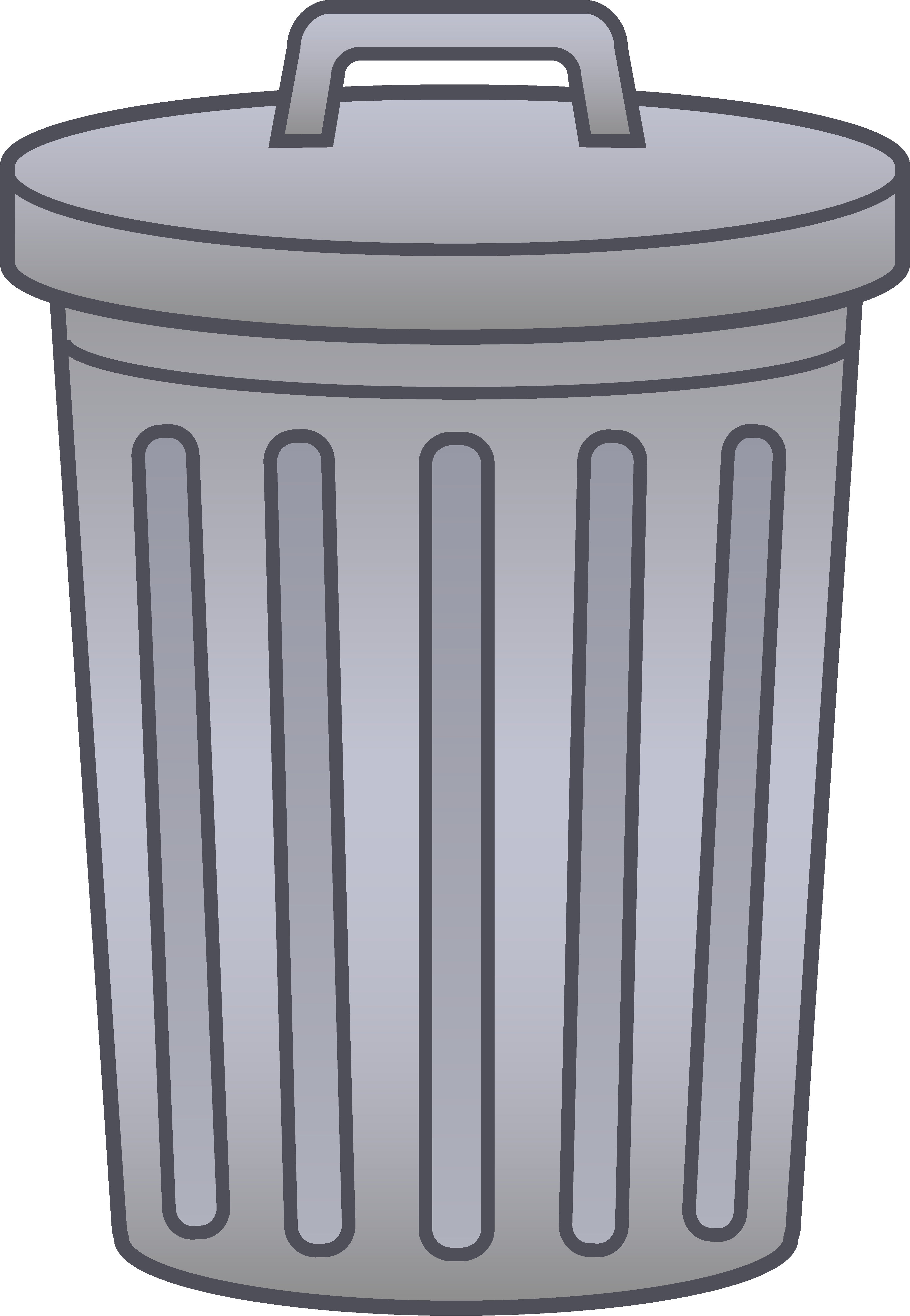 Trash clipart #402 Full Pictures collection Can
