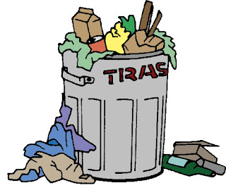 Trash clipart stinky Collection clipart trash collection clipart