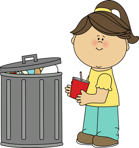 Trash clipart stinky Clipart trash cliparts Trash collection