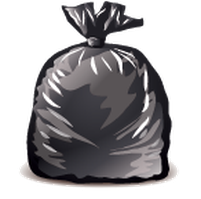 Trash clipart angry Clipart Out Garbage Trash Trash
