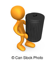 Trash clipart angry Generated 27 The Computer Trash