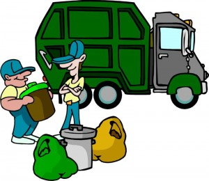 Trash clipart citizen Citizens Labor Collection After Day