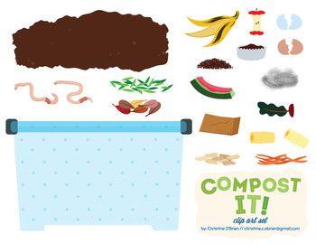 Trash clipart compost pile Art best Set It! Compost