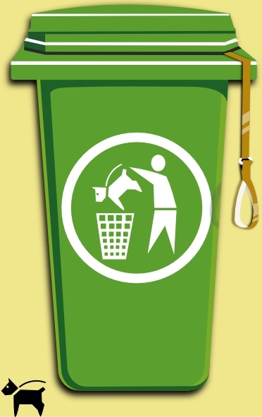 Trash clipart do not Donot commercial free vector art