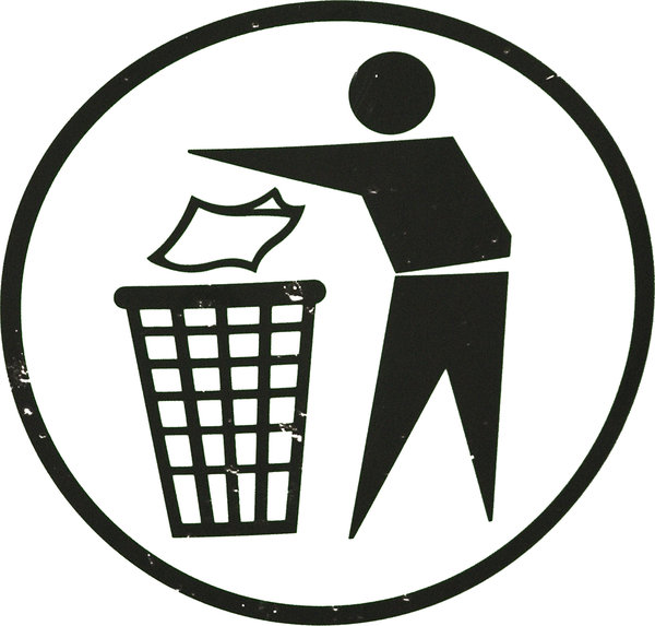 Trash clipart do not Trash on Free Download No