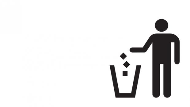 Trash clipart don t Your Trash Throw Throw Away