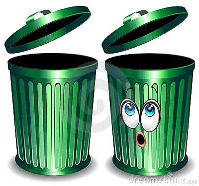 Trash clipart funny Our best Waste Science in
