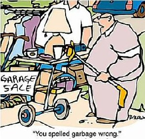 Trash clipart funny Pictures Funny and Garbage Trash