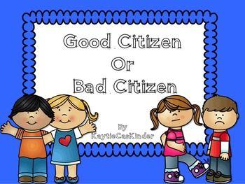 Trash clipart good citizenship Citizen best on Citizen Pinterest