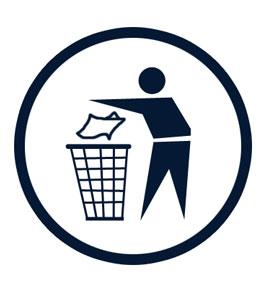 Trash clipart good citizenship Trash Coatesville City Trash of