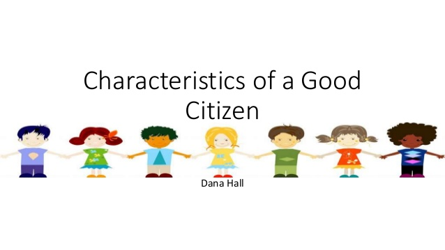 Trash clipart good citizenship Of Hall good Citizen citizen