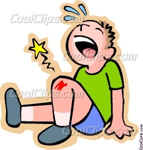 Trash clipart good citizenship Tes boy Clip Good knee