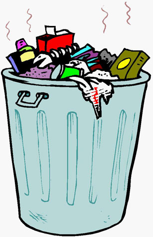 Trash clipart transparent Garbage  Stinky Clipart