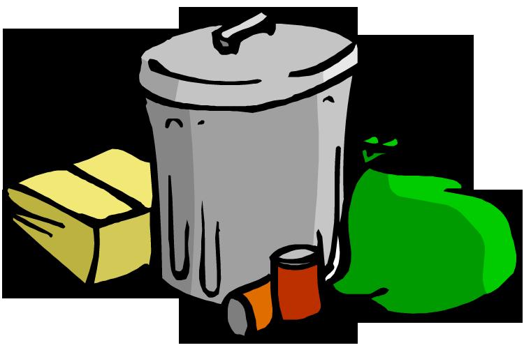 Trash clipart transparent Garbage garbage Take trash out