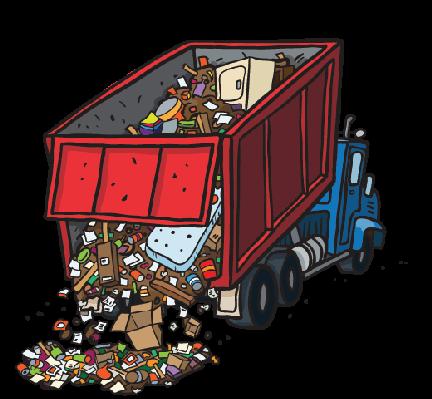 Trash clipart transparent Social dumping Dump image #32200
