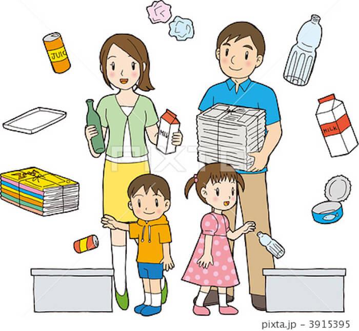 Trash clipart wrapper Guide Japan Japan Garbage garbage