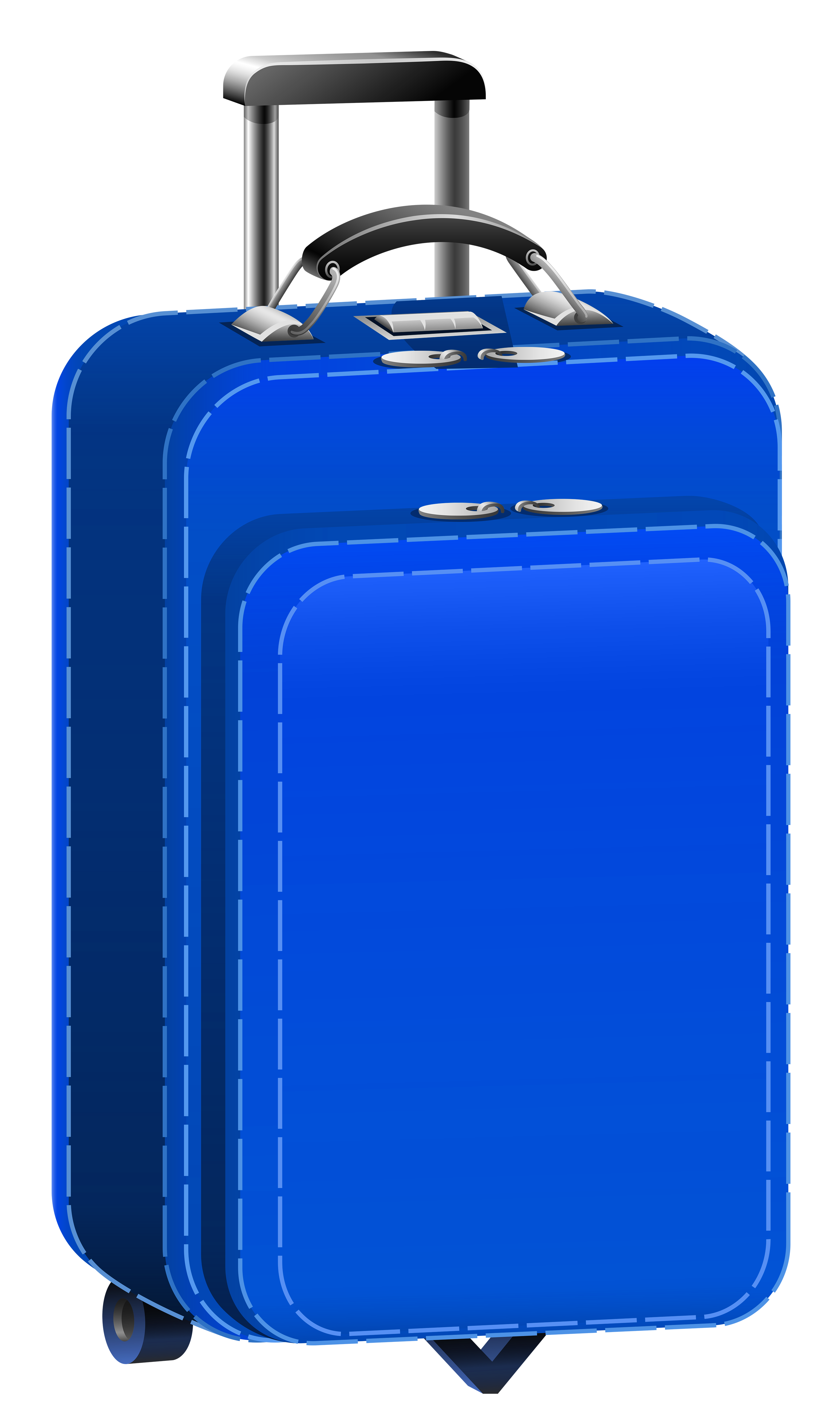 Travel clipart baggage Yopriceville View Clipart Travel Bag