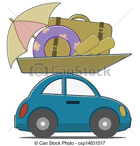 Vehicle clipart things Travel Illustration passenger travel car