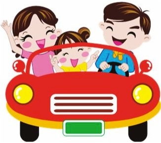 Vacation clipart car ride Pinterest clipart Pages! 219 Travel