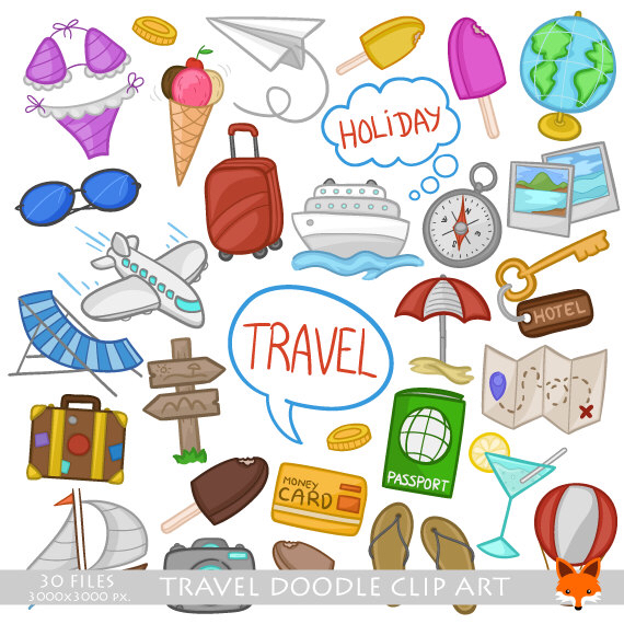 Travel clipart family holiday Friends Holidays Family Icons Travel