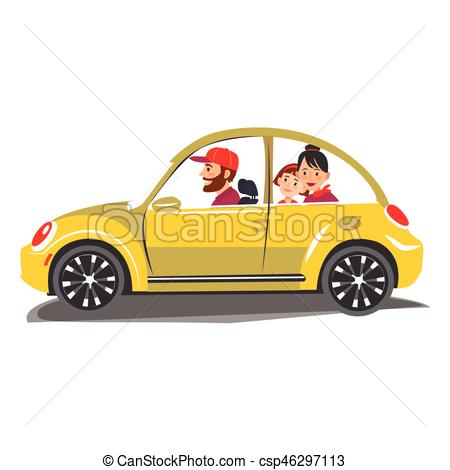 Travel clipart family time Vacation  a family a