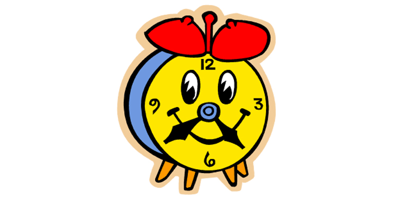 Travel clipart family time Time Through clock Travel: Zoom!