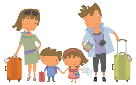 Travel clipart family time Your Guide Travel for Fun