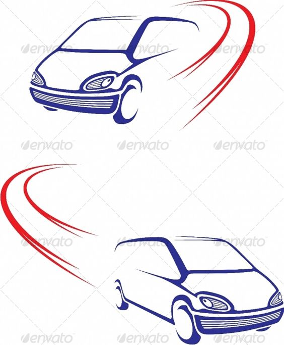 Travel clipart fast car Road → Cars car Icons
