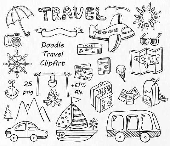Drawn bullet clipart Great Doodle Hand Summer cliparts