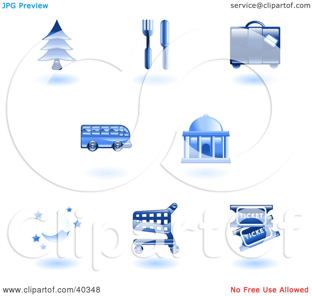 Travel clipart itinerary Clipart itinerary icons travel Travel