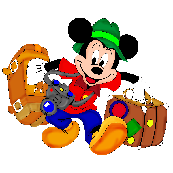 Vacation clipart family travel Looking  Mickey clubmedfamilyhappiness The