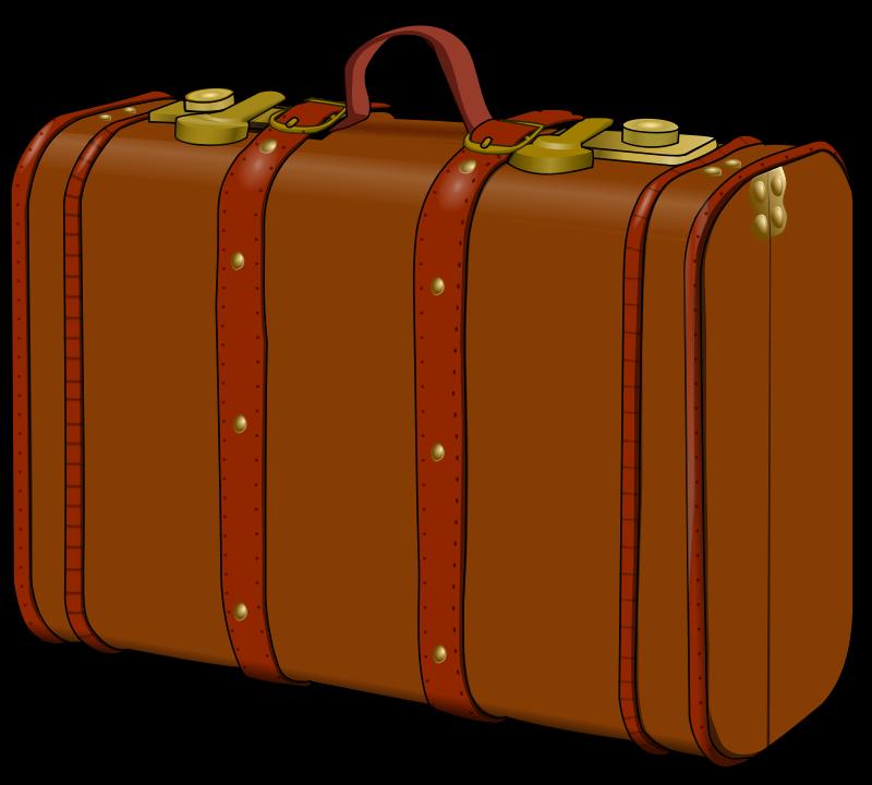 Business clipart suitcase Open Images clipart Art ClipartMonk