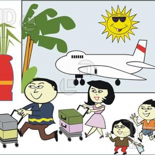 Travel clipart voyager Holiday Holiday Form Williamstown School